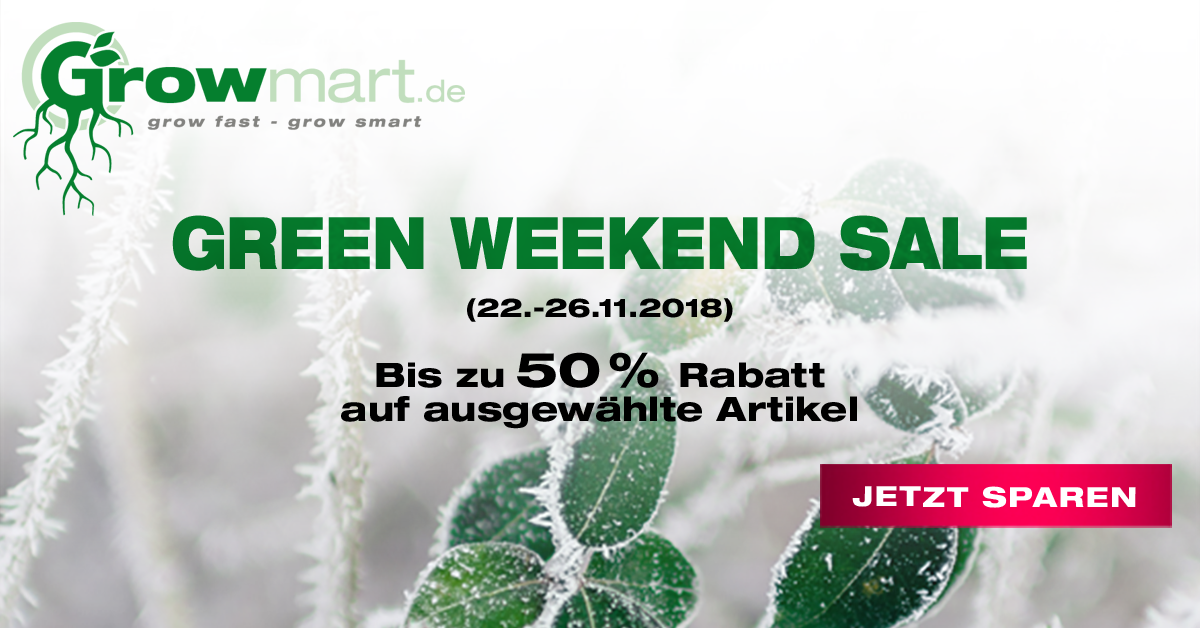 Green Weekend Sale