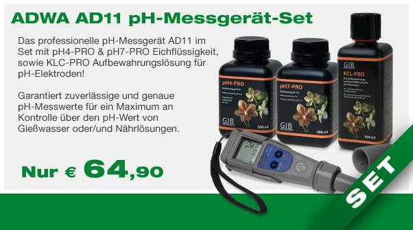 ADWA AD11 pH Set