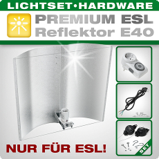 ESL Grow Licht Set Premium Adjust-A-Wings