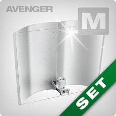 Adjust-A-Wings Avenger Set mit Spreader, Medium