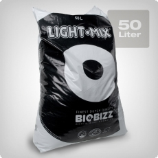 Biobizz Light-Mix, 50 Liter mit Perlite