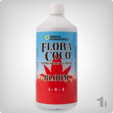 GHE FloraCoco Bloom, Blütedünger, 1 Liter