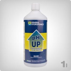 GHE pH-Up, pH-Korrekturlösung, 1 Liter