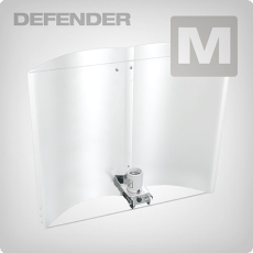 Adjust-A-Wings Defender White, Medium