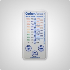 CarbonActive EC Digital 4 in 1 Controller