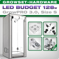 Low Budget Grow Set LED GrowPRO S, 128W