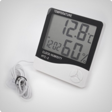 GrowPRO Thermometer & Hygrometer
