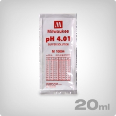 Milwaukee pH 4,01 Eichlösung, 20ml