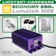 NDL-Set 250W, Lumatek EVSG + Adjust-A-Wing