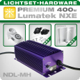 NDL-Set 400W, Lumatek EVSG + Adjust-A-Wing