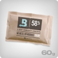 Boveda Cure-Packs, 58% Big 67g