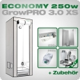 Growbox GrowPRO XS, Grow Set 250W Economy