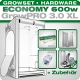 Growbox GrowPRO XL Grow Set 600W Economy