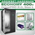 Growbox GrowPRO L, Grow Set 400W Economy