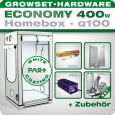 Homebox Ambient Q100 Grow Set 400W Economy