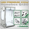LED Grow Set Homebox Ambient Q120 + 2x Q5W, 410W