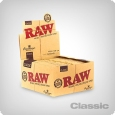 RAW Classic King Size Slim + Tips, 24er Box