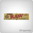 RAW Organic Hemp, Kingsize Slim + Tips