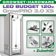 Low Budget Grow Set LED GrowPRO XS, 128W