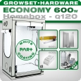 Homebox Ambient Q120 Grow Set 600W Economy
